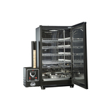 Bradley Original 4 Rack Black Smoker 240 Volt