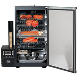Bradley Digital 4-Rack Smoker 240 Volt - BTDS76CE