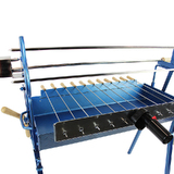 Cyprus Grill Deluxe Auto (Blue) Souvla Package Deal with 13kg Motor (Product of Cyprus) - CG0705A