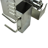S/S 25kg Capacity Rotisserie/BBQ Spit Motor  to suit 22mm Round Skewer Rod - ERM-3075