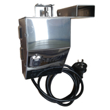 Hark Extra Large BBQ Spit Rotisserie Motor with pin - 32kg Rating / Capacity- HK0532