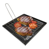 Outdoor Magic - BBQ/Camping Grill Toaster