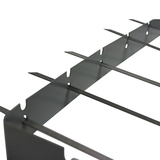 BeefEater 7pc Shish Kebab Rack & Skewers - 94825