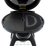 Beefeater Bugg Charcoal Solid Fuel BBQ (Graphite Colour) with Bugg Trolley Base