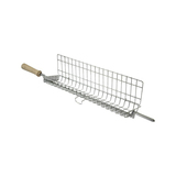 BarbeSkew Rotating Cage - Great for Fish, Chicken and,Burgers - BRCS-1108