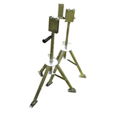 Full Super Heavy Duty Tripod Set With Bearing Support (Stainless Steel)