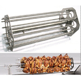 Stainless Steel Hog Roast Poultry Rack