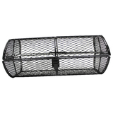 Cyprus Grill Chestnut (Castanea) Rotating Cage - BBQCAGE