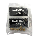 Beefeater Gas Injector Set - Discovery 1000R NG 15MJ 5MM 1.7/NG - 5mm 1.9 - BD95164K-INJECTOR
