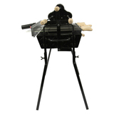Cyprus Grill Deluxe Auto (Black) Souvla Package Deal with 13kg Motor (Product of Cyprus) - CG0704A