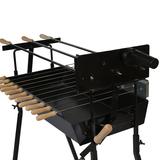 Cyprus Grill Modern Rotisserie Spit (Product of Cyprus) - Limited Edition while stocks last (CG-0779)