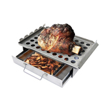 Man Law Stainless Steel 5 in 1 Grill topper (MAN-5GT1)
