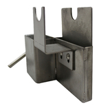 A40 Stainless Steel Rotisserie Motor Bracket (Bracket Only) - Suits A40 Motor - SSM-3072L