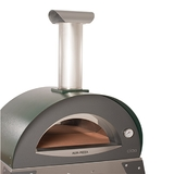 Alfa Wood Fired Pizza Oven - Forno Ciao Oven - Grey