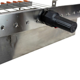 Cyprus Grill Stainless Steel Grill Top Rotisserie System - CGGTB-074
