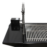Australian Made 3 Tier Chain Driven Rotisserie and Charcoal Grill - CCG1000