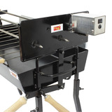 Cyprus Grill Modern Rotisserie Spit - Souvla Package Deal with 13kg Motor (Product of Cyprus) - CG0779A