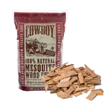 Cowboy Mesquite Wood Chips -750g - 100% Natural - 51212T