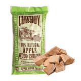 Cowboy Apple Wood Chunks - 100% Natural