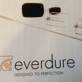 Everdure 6 Burner Universal 240V Rotisserie Kit - Chrome Plated