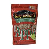 Outdoor Magic - BBQr's Delight Smoking Pellets - Apple Flavored