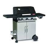 BeefEater 1100E 3 Burner BBQ with Trolley - BD47832