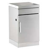 BeefEater Stainless Steel Cabinet - No Drawer - BD77030