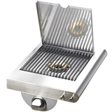 BeefEater Stainless Steel Side Shelf with Side Burner - BD77240