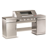 BeefEater 5 Burner Stainless Steel Discovery 1100S Outdoor Kitchen - BD79650