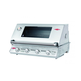BeefEater Signature 3000 (S) Flame Failure (Auto Shut Off) Built In 4 Burner BBQ - BS12340