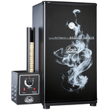 Bradley Original 4 Rack Black Smoker 240 Volt - BS611EU