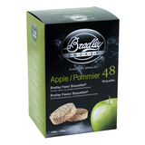 Bradley Apple Bisquettes 48 Pack - BTAP48