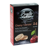Bradley Cherry Bisquettes 24 Pack