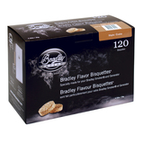 Bradley Maple Bisquettes 120 Pack - BTMP120