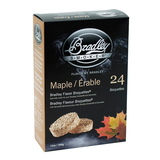 Bradley Maple Bisquettes 24 Pack