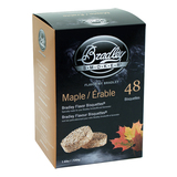 Bradley Maple Bisquettes 48 Pack - BTMP48