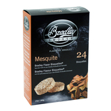 Bradley Mesquite Bisquettes 24 Pack