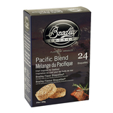 Bradley Pacific Blend Bisquettes 24 Pack