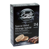 Bradley Special Blend Bisquettes 24 Pack