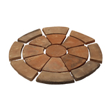 Chimenea Firebase Tile Set 17 pce to suit large Chimenea - CA1002 (For Pick-up Only)