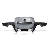 Everdure Gas e2go Open Grill Portable BBQ - Graphite - E2GLPC-10G