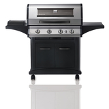 DISPLAY MODEL - Everdure Flinders 4 Burner BBQ with Matt Vitreous Plates