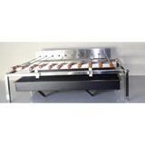Grill Top BBQ Rotisserie Package Deal - Stainless Steel