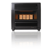 Everdure Lancer Natural Gas Radiant Convection Heater - Black Marble - LAFNGBM