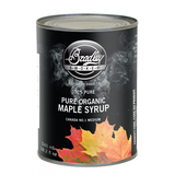 Bradley Organic Maple Syrup - Med 1 Grade 540ml - MAPS