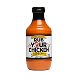 Rub Your Chicken Buffalo Sauce 18oz