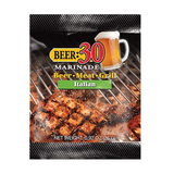 Beer 30 Italian Beer Marinade - 26g Sachet - Made in USA