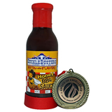 SuckleBuster BBQ Sauce Honey 12 oz/340g - SBBQ030