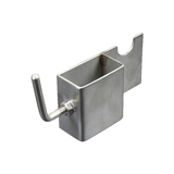 Right Skewer Support Bracket Stainless Steel Suit 25kg Motor - SSB-6002R
