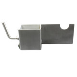 Right Skewer Support Bracket Stainless Steel Suit 40kg Motor - SSB-6004R